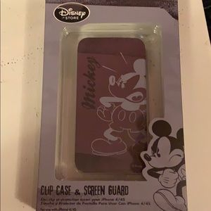 MICKEY MOUSE IPHONE 4/4s case.
